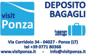 Deposito Bagagli Ponza